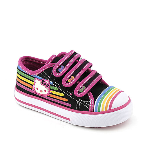 Hello Kitty HK Lil Idella toddler sneaker