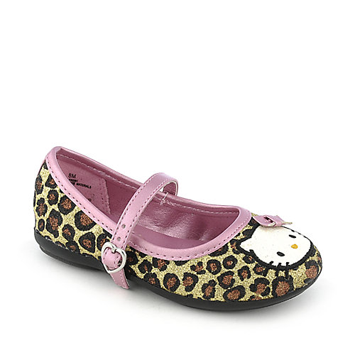 Hello Kitty HK Lola toddler mary jane flat
