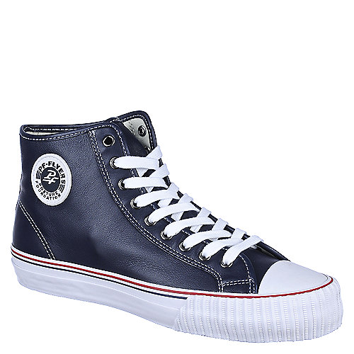 PF Flyers Center Hi Reissue mens navy athletic lifestyle sneaker