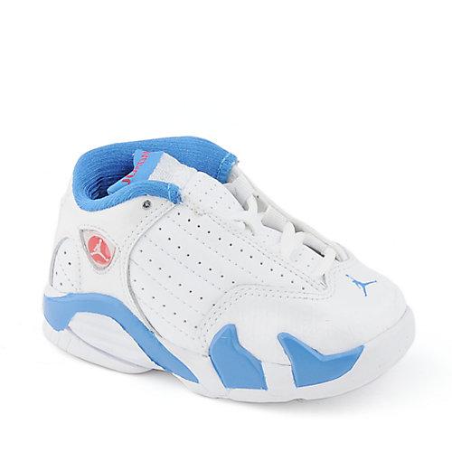 2cae61a935bab8 Jordan 14 Retro (TD) toddler basketball shoe