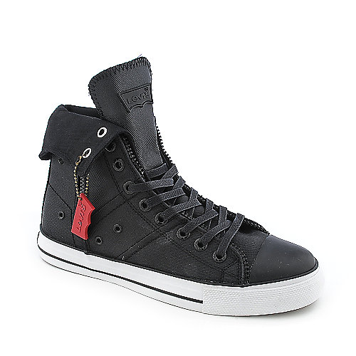 Levis Zip Ex Hi CT Twill mens high top sneaker