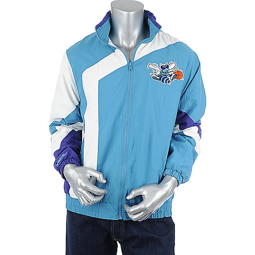 Mitchell & Ness Hornets Jacket mens windbreaker jacket