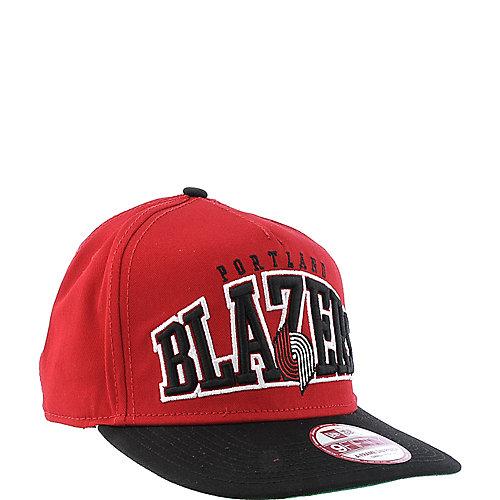 Blazers Hat: New Era Portland Trail Blazers Cap Snap Back Hat