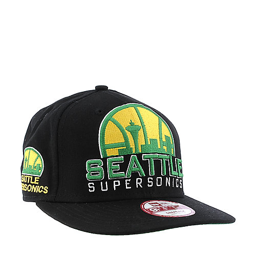New Era Seattle Supersonics Cap snapback hat