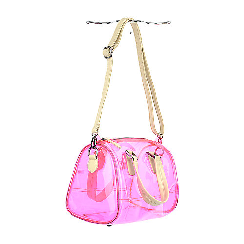Nila Anthony Transparent Handbag satchel