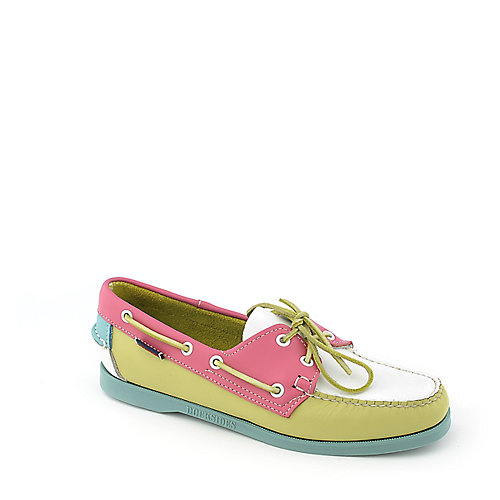 Sebago Spinnaker womens boat shoe