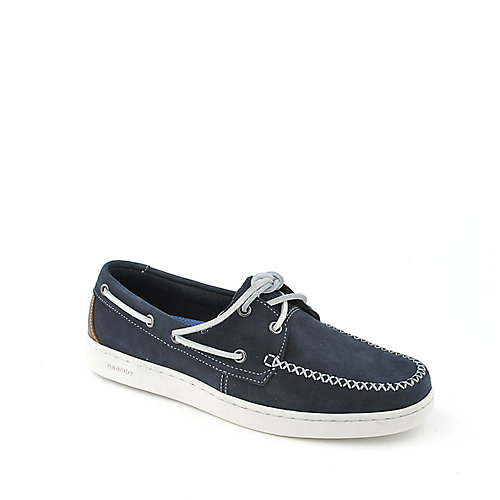 Sebago Wentworth Two-Eye mens boat shoe