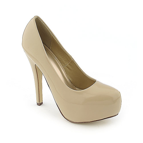 Shiekh Nikki-2 womens dress high heel platform pump