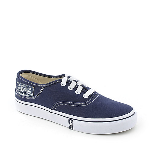 Levis Rylee 3 Buck youth navy sneaker