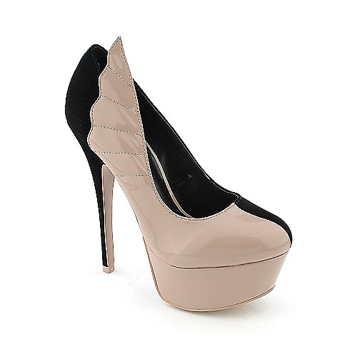 Shiekh 043 womens high heel dress shoe