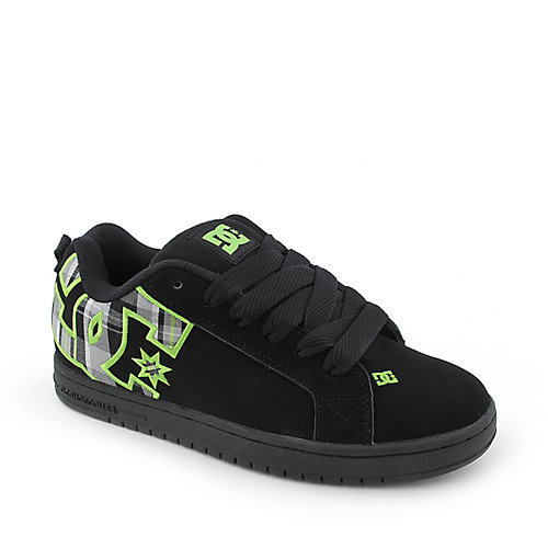DC Shoes Court Graffik SE mens athletic skate shoe