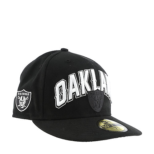 New Era Oakland Raiders Cap fitted hat
