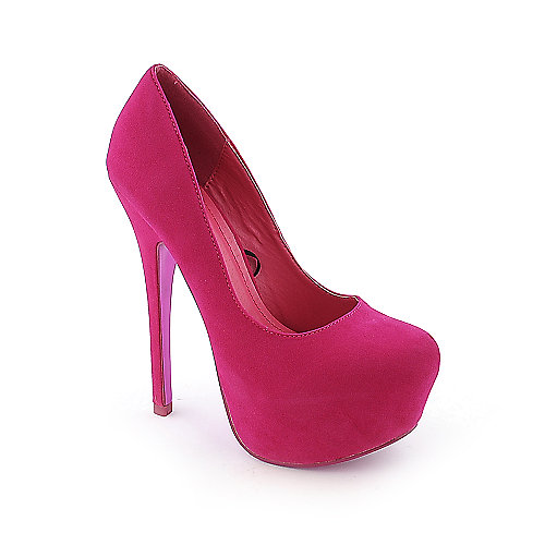 Shiekh 018 womens dress high heel platform pump