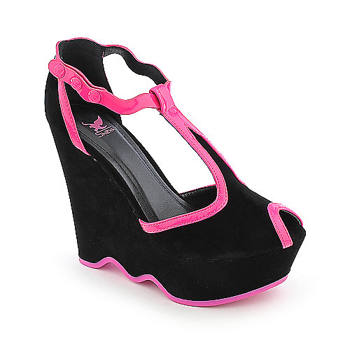 Shiekh 056 womens casual platform wedge