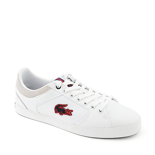 Lacoste Newsome VY2 mens casual lace up sneaker
