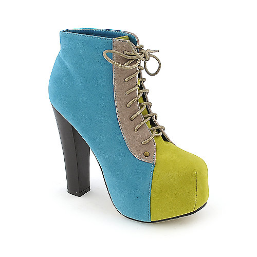 Glaze Victoria-1 womens ankle boot