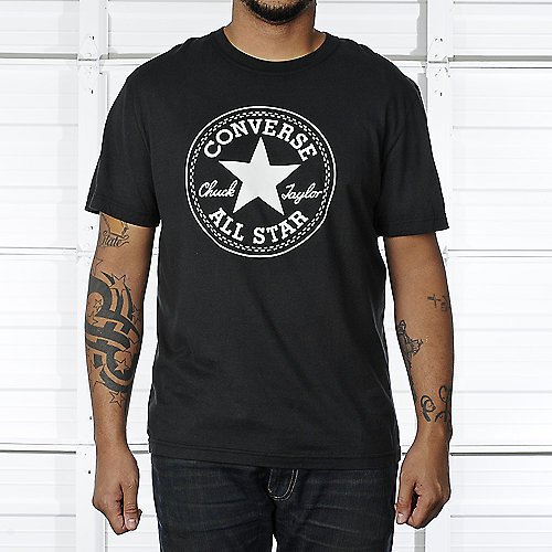 Converse Chuck Patch short sleeve mens apparel