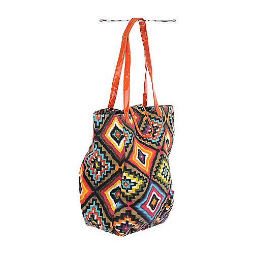 Tribal Oversized handbag shoulder bag