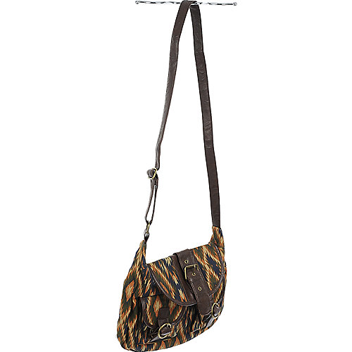 Patterned Handbag cross body bag