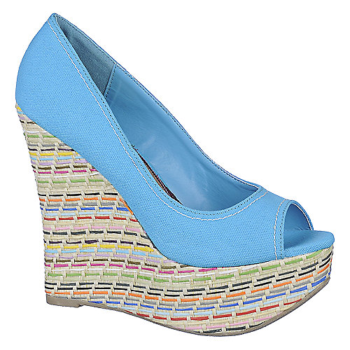 Speed Limit 98 Paco-S womens casual wedge