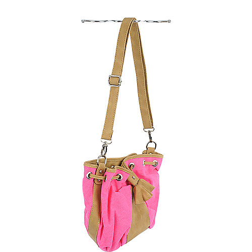 Shiekh Neon Canvas Handbag shoulder bag
