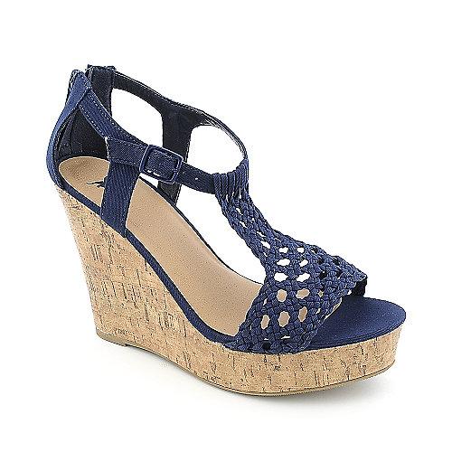 Shiekh S-XL0471 womens casual platform wedge