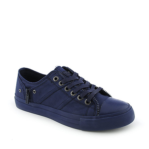 Levis Zip Ex Lo Canvas mens casual lace-up sneaker