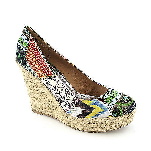 Bamboo Dorine-05 womens casual wedge