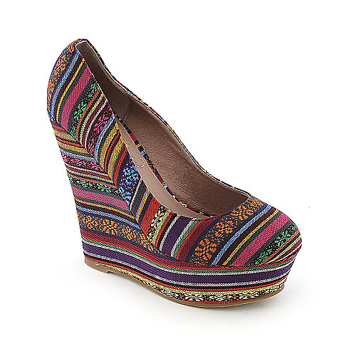 Privileged Kimmy womens wedge shoe
