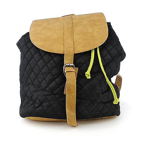 Nila Anthony Quilted Backpack accessories handbags backpacks