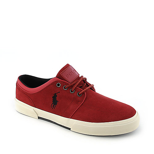 Polo Ralph Lauren Faxon Low II mens casual shoe