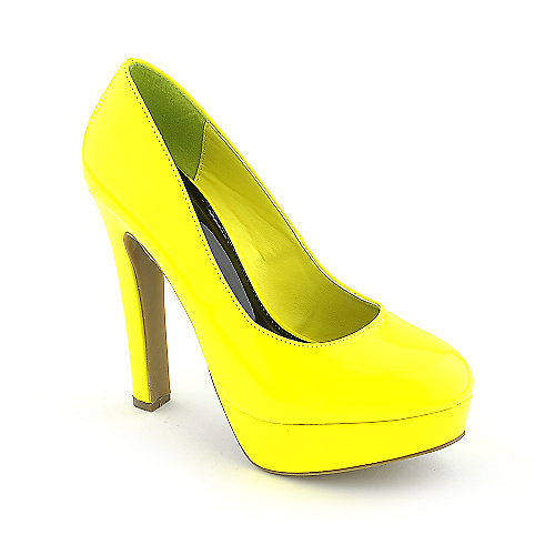 Shiekh Brita-01G womens dress high heel platform pump