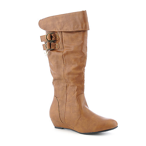 Shiekh Iona-18A womens mid-calf boot