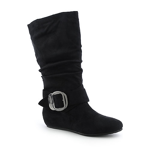 Shiekh Candies-76A womens mid-calf boot