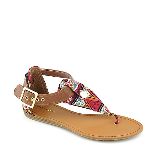 Bamboo Ashley-27 womens casual sandal
