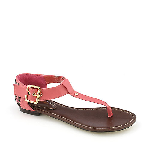 Breckelle's Stacy-32 womens thong sandal