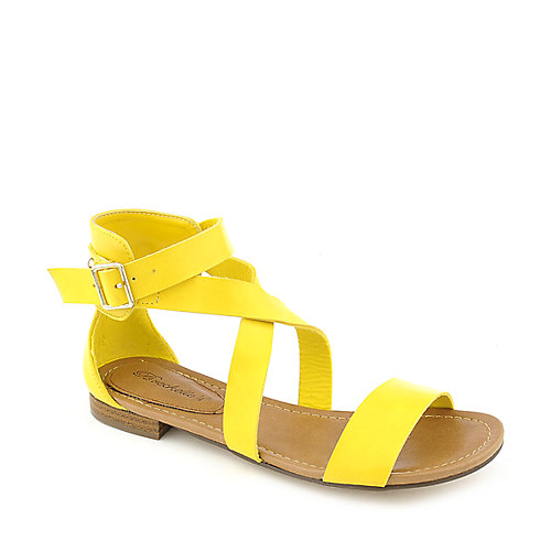 Yellow Shoes Size