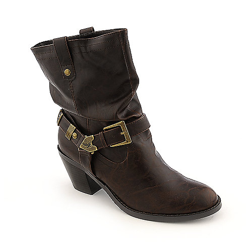 Shiekh B-HW1847 womens ankle boot