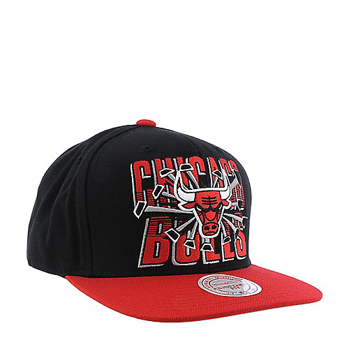 Mitchell & Ness Chicago Bulls Cap snapback hat
