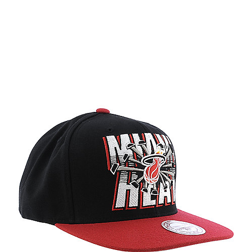 Mitchell & Ness Miami Heat Cap snapback hat