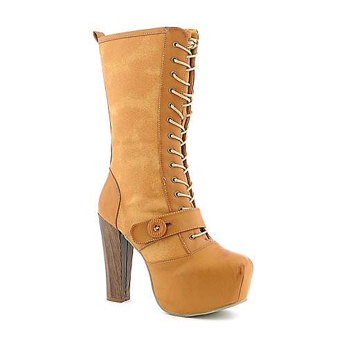 Shoe Republic LA Fiorina womens mid-calf boot