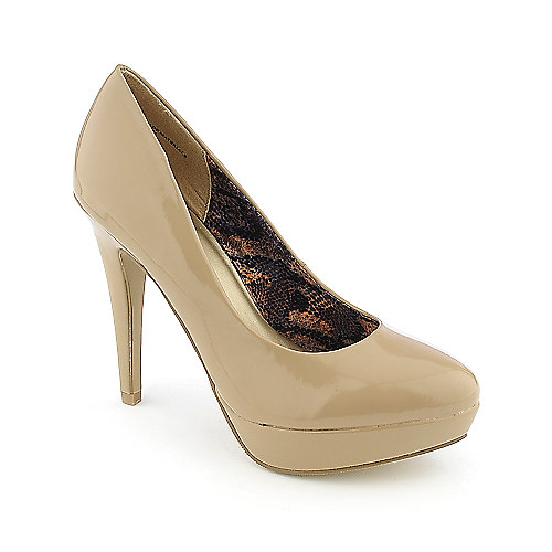 Madden Girl Uno womens dress high heel platform pump