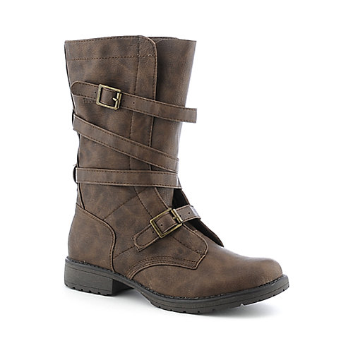 Madden Girl Raszcal womens mid-calf boot