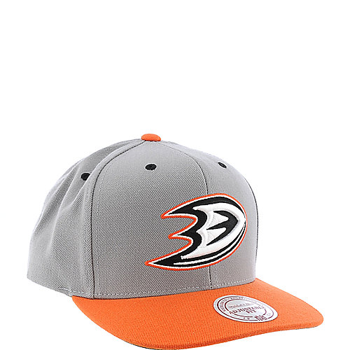 Mitchell and Ness Anaheim Ducks Cap snapback hat