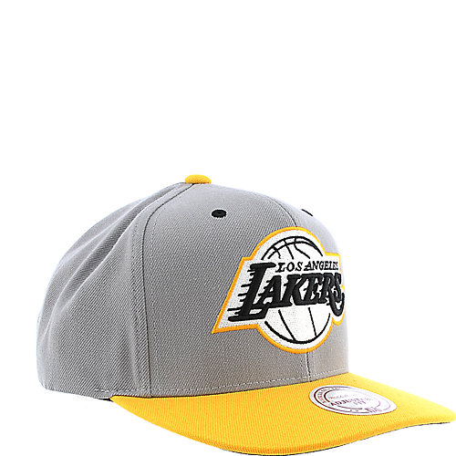 Mitchell & Ness Los Angeles Lakers Cap snapback hat