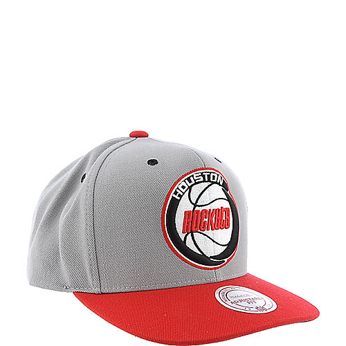 Houston Rockets Mitchell And Ness: Mitchell And Ness Houston Rockets Cap Snapback Hat