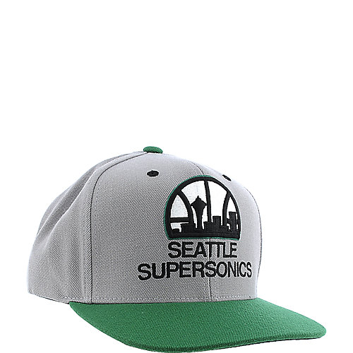 Mitchell & Ness Seattle Supersonics Cap snapback hat