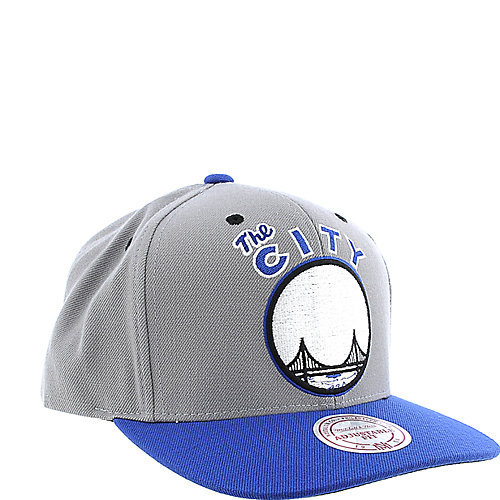 Mitchell & Ness Golden State Warriors Cap snapback hat