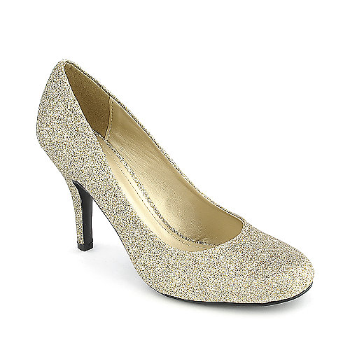 9a3284caca1c Shiekh Kevel-H womens dress high heel glitter pump
