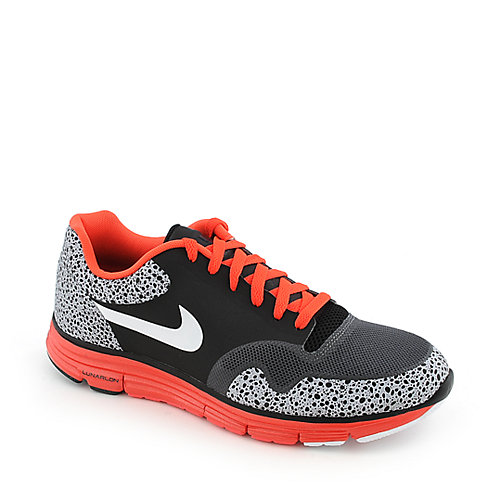 Nike Lunar Safari Fuse+ mens athletic basketball sneaker